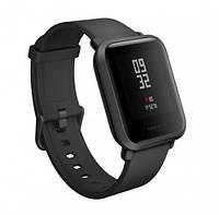 Умные часы Xiaomi Amazfit Bip Smartwatch Глобальная версия Black d359f8a2a6545