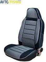 Авточехлы / универсальные чехлы на сиденья PILOT / універсальні чохли на сидіння авто PILOT 2+1 БУС