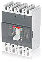Автоматический выключатель ABB Formula A1B 125 TMF 16-400 4p F F, 1SDA068745R1