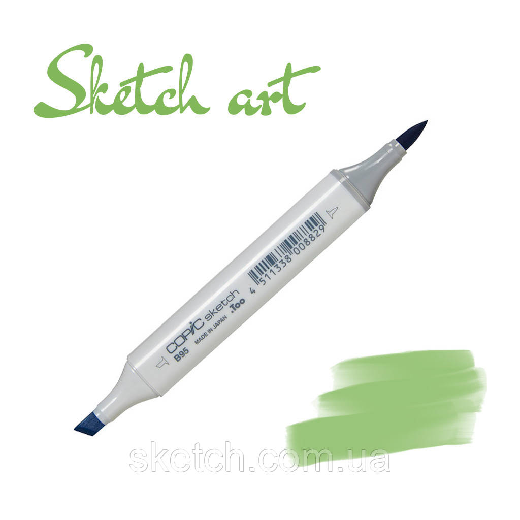 Copic маркер Sketch, #G-43 Pistachio