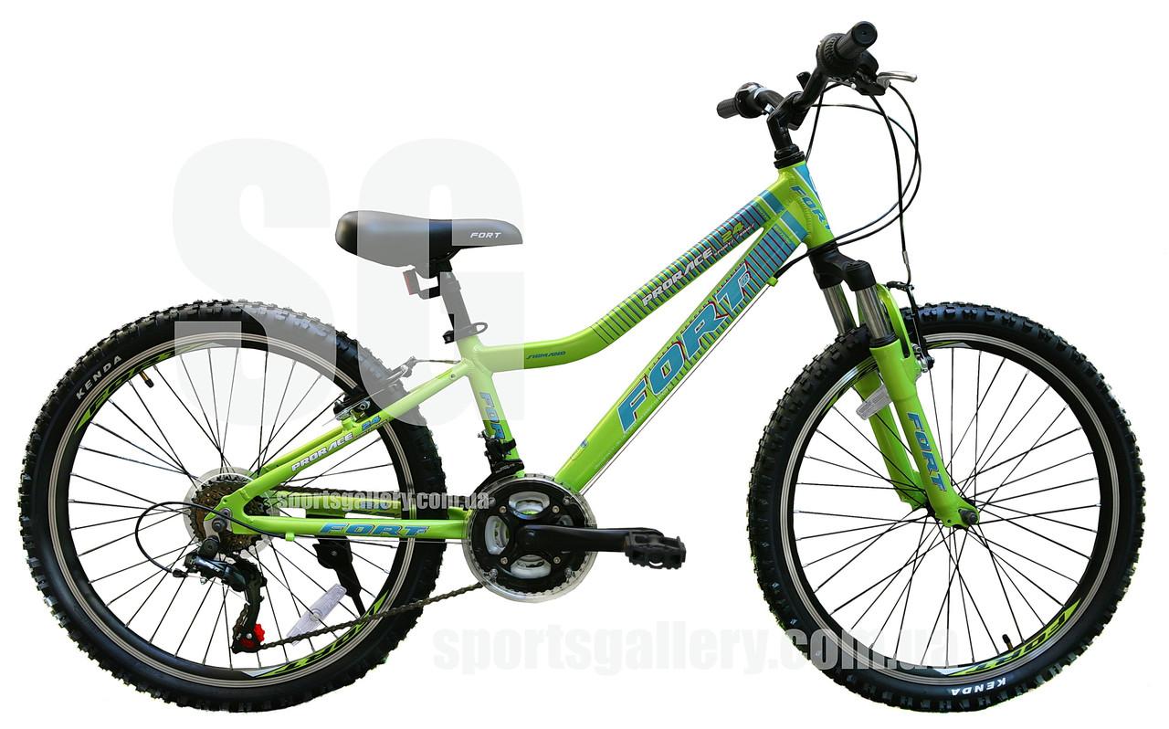 """Велосипед горный Fort Prorace 24 V-Brake 12,5"""""""