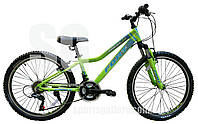 "Велосипед горный Fort Prorace 24 V-Brake 12,5"", фото 1"