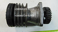 Привод вентилятора ЯМЗ-238 (3 -х  ручейный)