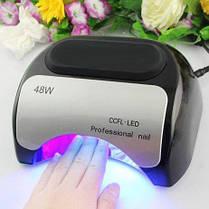 УФ лампа для сушки ногтей MOD-48W-1, фото 3