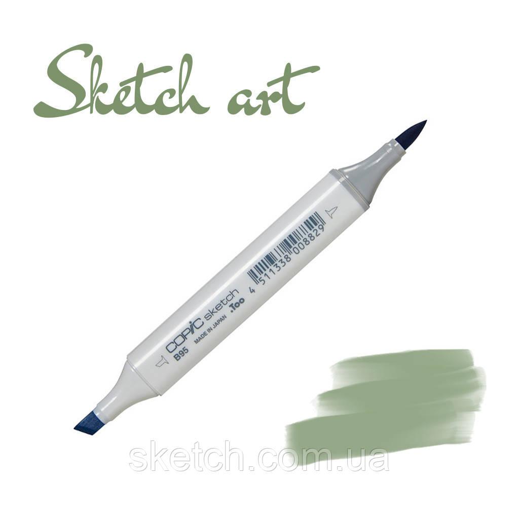 Copic маркер Sketch, #G-85 Verdigris