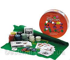 Покерный набор Poker Chips 120 фишек