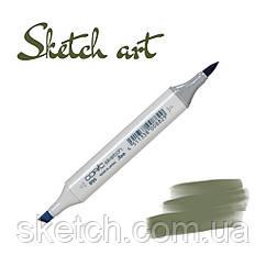 Copic маркер Sketch, #G-99 Olive
