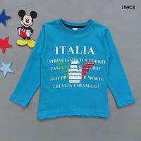 Кофта Italia для хлопчика. 2 роки