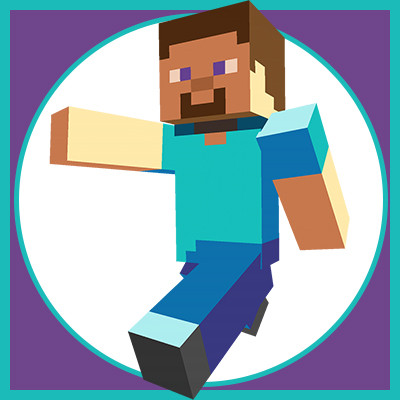 Живой развивающий детский квест путешествие в виртуальный мир «Майнкрафт»