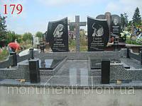 Памятник из гранита №048
