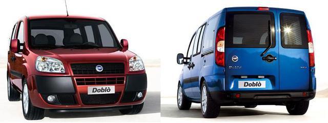FIAT DOBLO 05-09