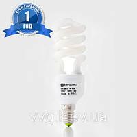 Спиральная энергосберегающая лампа FS 7Вт 4200К Е27 ЕВРОСВЕТ (000038990)