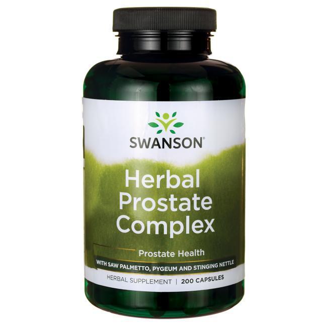 Swanson Premium Herbal Prostate Combo простаты здоровье  200 капс