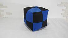 Пуфик Кубик Оксфорд, фото 2