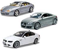 Модели машин motormax 1:18