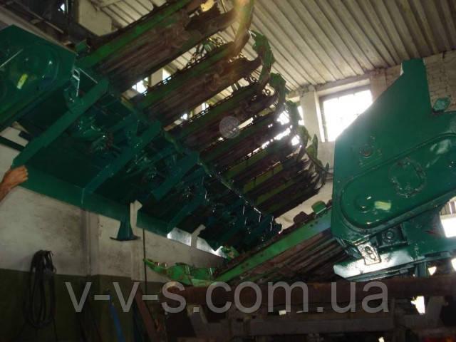 Измельчители на кукурузную жатку John Deere, Case, CLAAS, Massey Ferguson