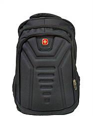 Рюкзак городской с USB 23L MK1982 Black