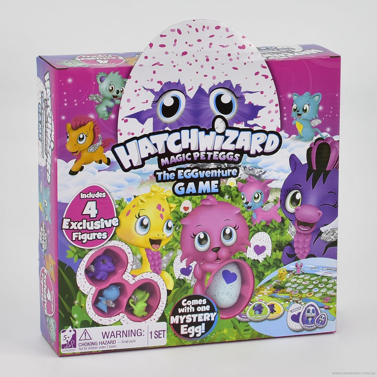 Настільна гра Hatchimals The Game Eggventure