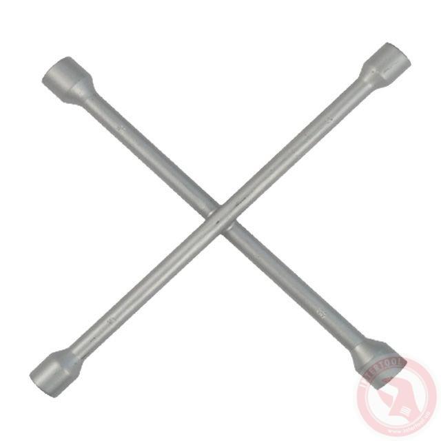 "Ключ баллонный крестовой 14"" x 355 мм, D=16 мм, 17, 19, 21, 22 мм INTERTOOL HT-1601"