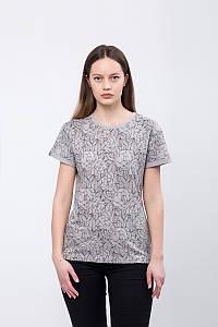 Модная женская футболка CLASSIC T O Urban Planet (футболки, жіноча футболка, одежда женская, одяг, футболочка)