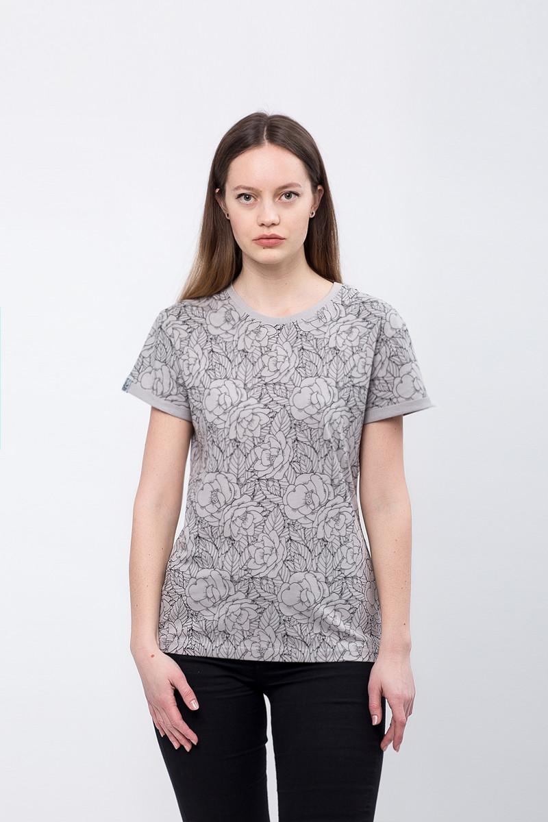 f8fdb1f5c72 Модная женская футболка CLASSIC T O Urban Planet (футболки