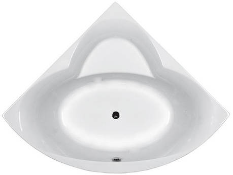 RELAX ванна угловая 150*150 см, с ножками SN8, фото 2