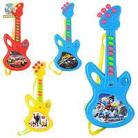 Детская игрушечная гитара в ассортименте