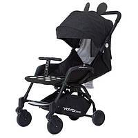Yoya Care 2018 Micky Микки Прогулочная детская коляска-трансформер 2 в 1 Алюминиевая