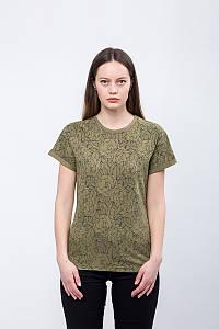 Модная женская футболка CLASSIC T F Urban Planet (футболки, жіноча футболка, одежда женская, одяг, футболочка)