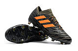 Бутсы adidas Nemeziz 17.1 FG brown, фото 2