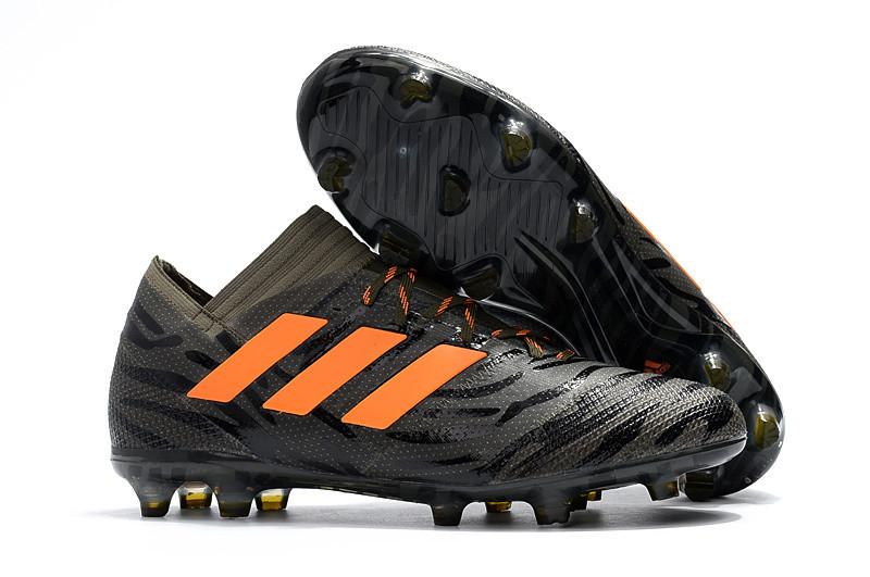 Бутсы adidas Nemeziz 17.1 FG brown
