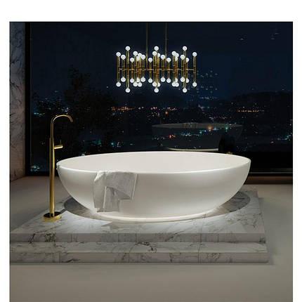 Ванна мраморная Marmorin Beca (Freestanding) 2200x1200x530, фото 2