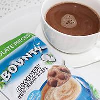 Bounty coconut hot chocolate, фото 1