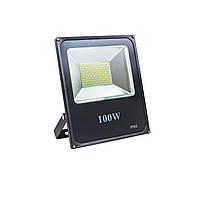 Светодиодный прожектор 100 Вт 7000Lm, EV-100-01, IP65, CMD EVRO LIGHT