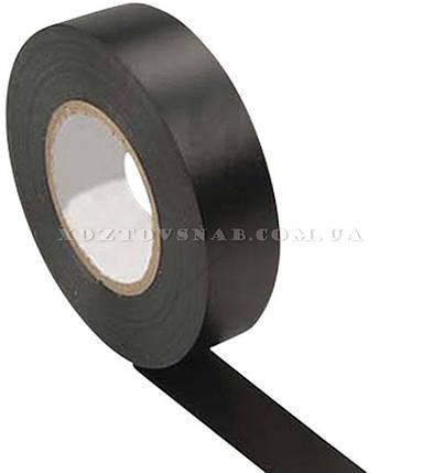Изоляционная лента 9.2м 0.13×19 мм (черная) «Tolsen» (Толсен), фото 2