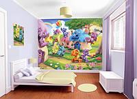 Фотообои на флизелиновой основе в детскую комнату