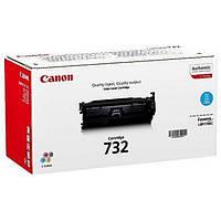 Заправка картриджа Canon 732 Cyan (6260B002) для принтера i-SENSYS LBP7780Cx