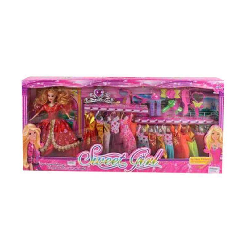 Кукла с нарядом 8866C1