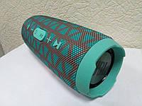 Портативная акустическая система колонка JBL Charge 3 с поддержкой Bluetooth