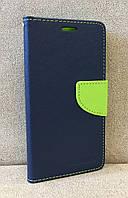 Чехол-книжка Goospery для Xiaomi Redmi 4x (Blue/Green)