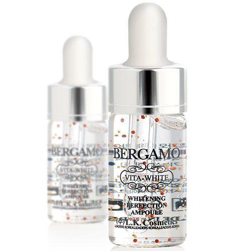 Осветляющая сыворотка с витаминами BERGAMO Vita White Perfection Ampoule, 13 мл