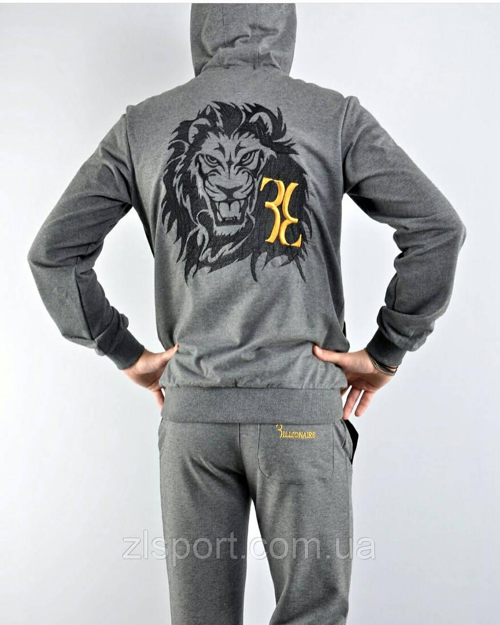 1f29f795ea4 Мужской спортивный костюм Billionaire (Турция) - Интернет магазин спортивной  одежды
