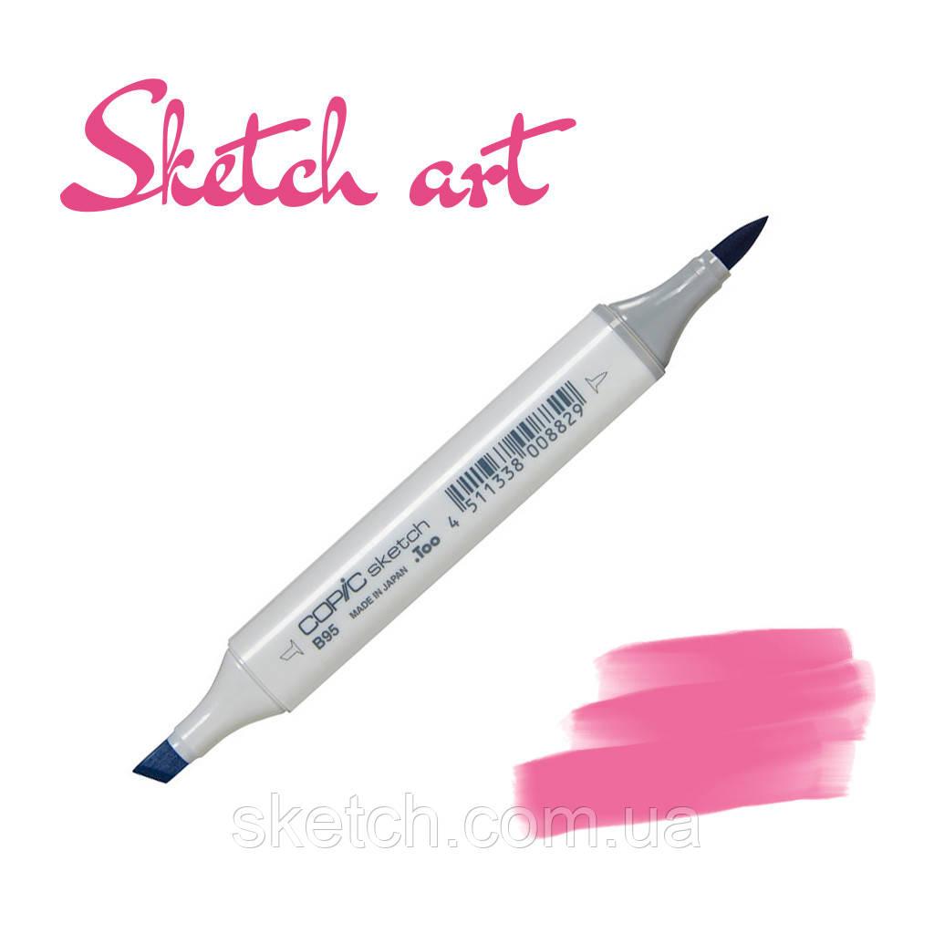 Copic маркер Sketch, #RV-17 Deep magenta