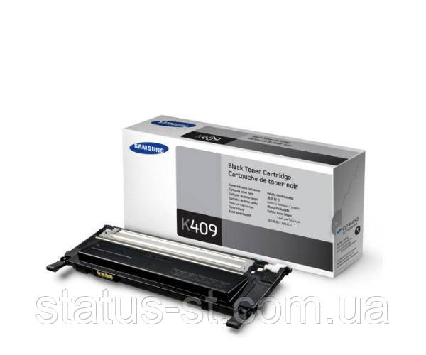 Заправка картриджа Samsung CLT-K409S black для принтера Samsung CLP-310, CLP-310N, CLP-315, CLP-315W, CLX-3170