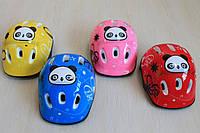 Детский шлем. Защита роллера. Панда