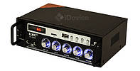 Усилитель звука UKC SN-838BT с Bluetooth, 2 по 30 Вт