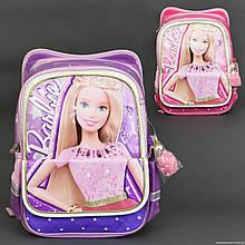 Дитячий ортопедичний рюкзак Барбі