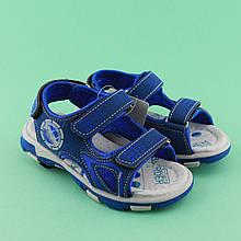 Детские сандали на мальчика Спорт Том.М размер 25,26
