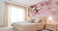 Фотообои на флизелиновой основе в спальню