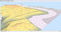 Подсчет объемов земельных работ
